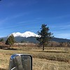 Seriously. Mt. Shasta.
