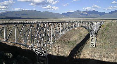Rio Grande Gorge  1458
