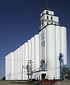 Mineola grain elevator 1341