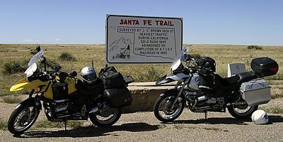 Bikes in Ok at sign 1348