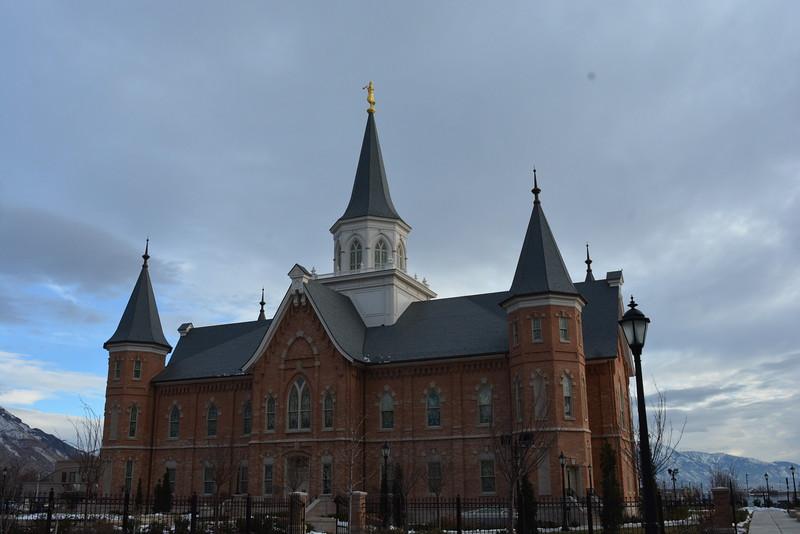 Provo City Temple