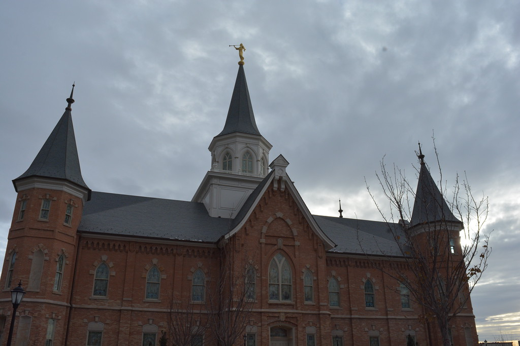 LDS Temple - Provo City