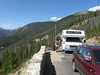We headed for the Trail Ridge road and pass over to the East side of the park.