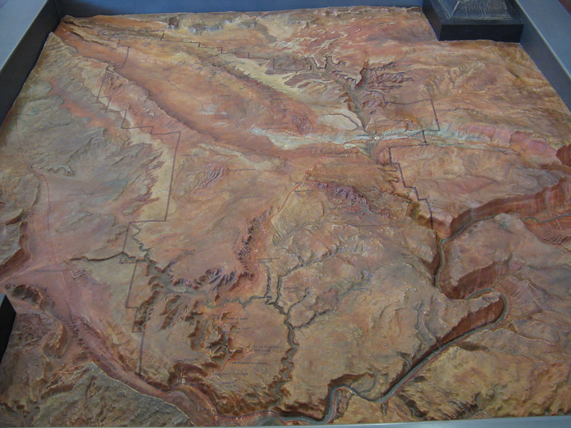 Another topographic display!