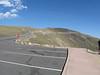 Heading down the Trail Ridge road to Estes Park.