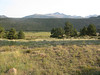 This big meadow across from the campground had lots of Elk.