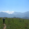 Zimbabwe - Chinmanimani National Park - Mt. Binga - Headed to the hut.