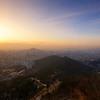 Sunrise, Mt. Ansan