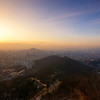 Sunrise, Mt. Ansan