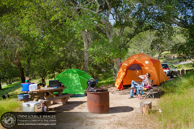 Mt Diablo - Live Oak Campground - Site #12