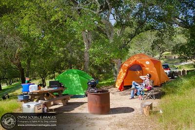 Mt Diablo - Live Oak Campground - Site #12