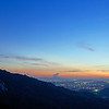 Sunset, Mt. Inwangsan