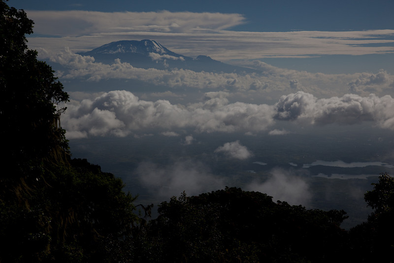 The second of many Mt. Kili shots