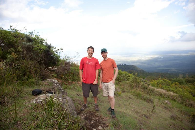 Adam and Ben