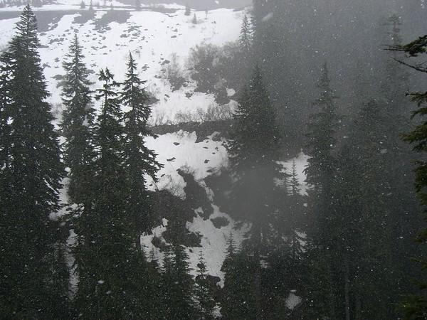 Mt. Rainier, 5/26/2006