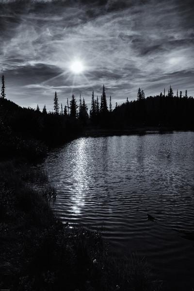 Daylight Moonshot Effect