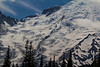 Mt. Rainier is deceptively dangerous and has claimed nearly 300 climber's lives, many of them day hikers not expecting any challenges. With little warning 70MPH winds can pop up bringing brutal cold, blinding snow and fatal disorientation.