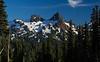 Tatoosh Mountains 2 miles south of Paradise Lodge.