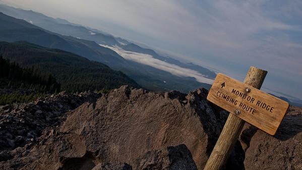 Mt Saint Helens August 2012