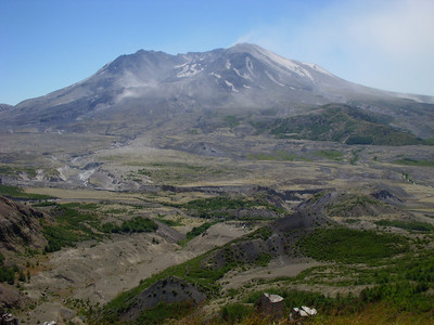 Mt St Helens Day Trip