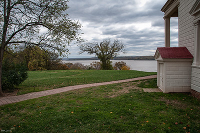 Side view of Mt. Vernon  Nov 2012