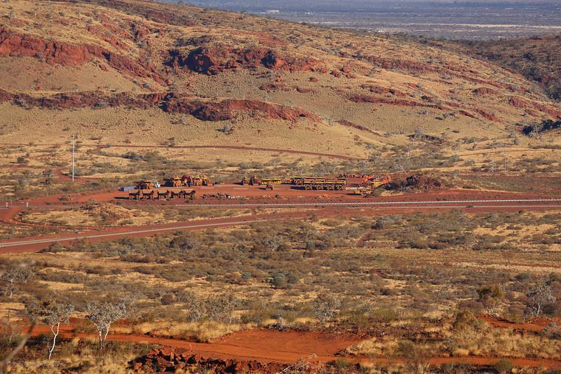 Australia BHP Whaleback  26103