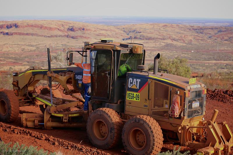 Australia BHP Whaleback  26136
