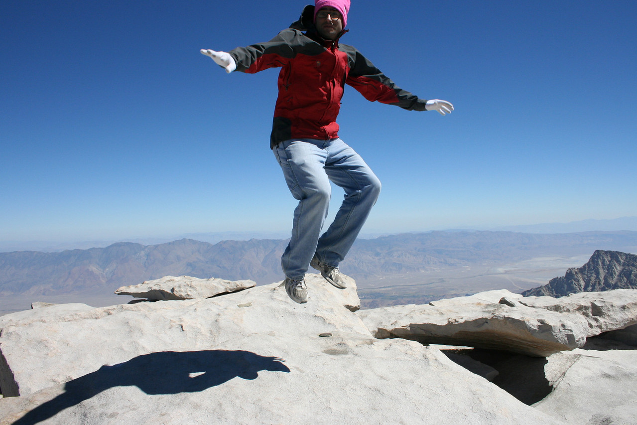 Martin at 14,508 feet.
