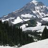 Mazama trail meeting Timberline trail (on 7/11/09)