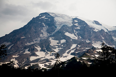 Mt Rainier Aug 2008