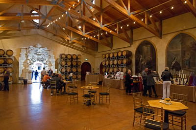 Winery's main tasting room