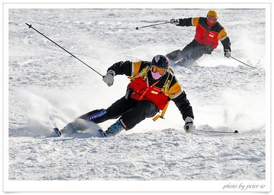 Muju Ski Trip 2008
