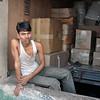 slum worker