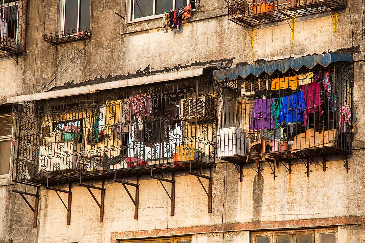 Living area in Mumbai