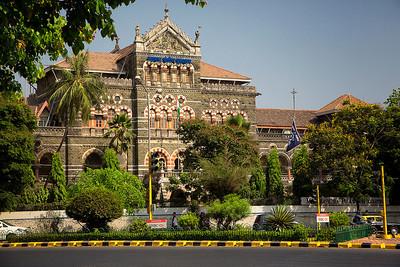 Mumbai Police Station
