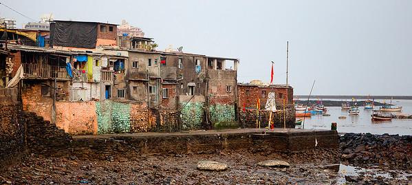 Shoreline houses