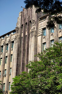 Art Deco in Mumbai