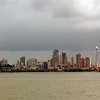 Another view of the Mumbai skyline.
