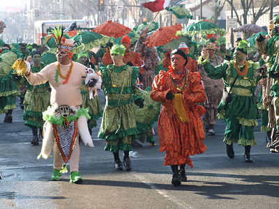 """Here come the """"Jesters Jungle Jive."""" There must be some kind of jungle in Ireland...."""