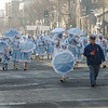 """Ftizwater's New Year's Brigade presents """"Mummers on Cloud Nine."""""""