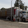 Road train at Hay Service Centre
