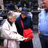 Munich - 1989, Eleanor with Ella and Bill Dresher