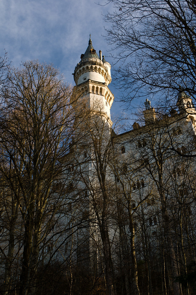 "Neuschwanstein Castle -  <a href=""http://en.wikipedia.org/wiki/Neuschwanstein_Castle"">http://en.wikipedia.org/wiki/Neuschwanstein_Castle</a>"