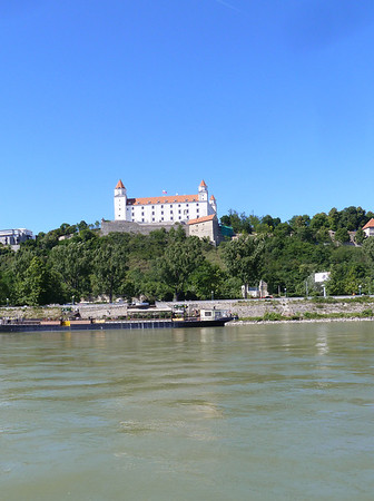 Our boat trip on the Danube