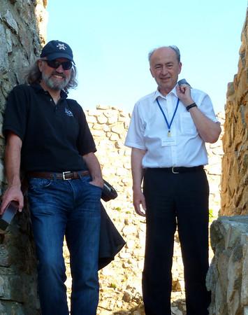 Rob and George Kozmann.