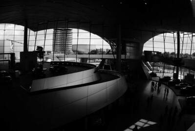 BMW World.  Munich is the headquarters of BMW and there is a huge car museum.