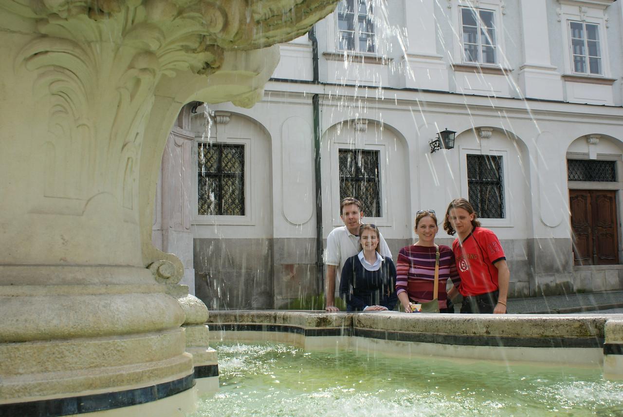 In Passau.