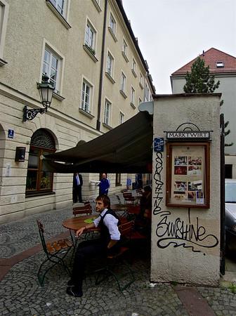 Munich/Salzburg/Vienna