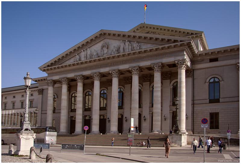 Bayerische Staatsopera -- Bavarian State Opera