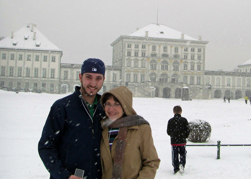 Nymphenburg Palace - Home of King Ludwig 1
